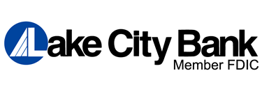 Lake City Bank Sponsor Logo